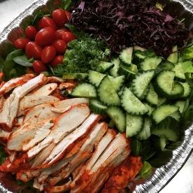 Tandoori Cobb Salad